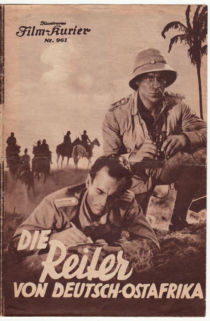 Die Reiter von Deutsch-Ostafrika Die Reiter von DeutschOstafrika Film Magazine Flickr