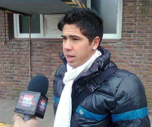 Diego Alberto Morales Cachetequot Morales en la mira La Cancha de Cruz Azul