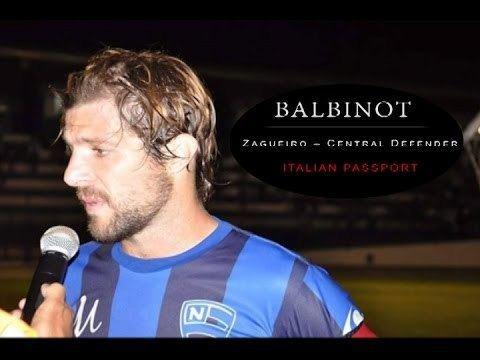 Diego Balbinot Diego BALBINOT zagueiroDefender 2015 YouTube