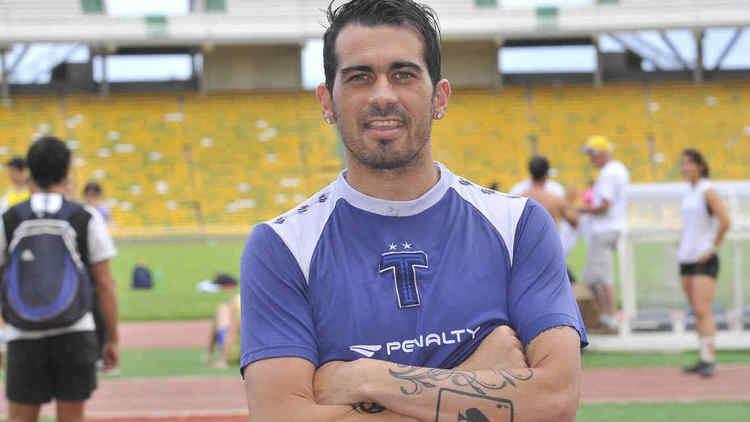 Diego Chitzoff Talleres espera por Chitzoff Mundo D