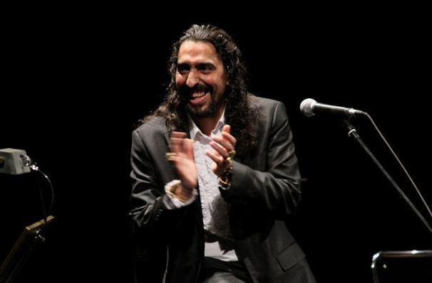 Diego el Cigala Diego El Cigala at Isaac Stern Auditorium at Carnegie Hall New York