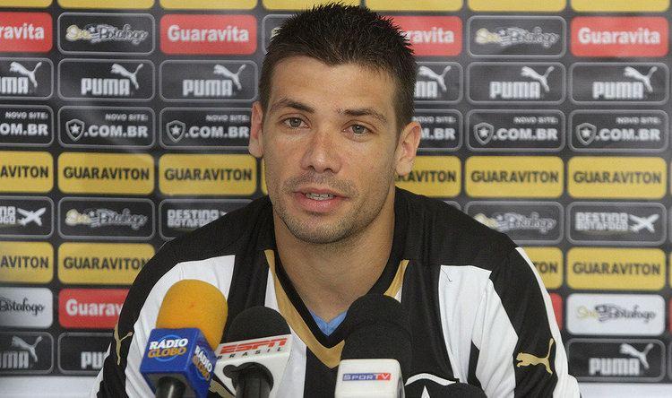 Diego Giaretta Aps quase gol contra e assistncia Giaretta se diz