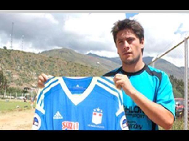 Diego Manicero sportingcristaljpg