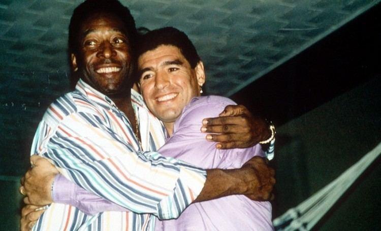 Diego Maradona Pele vs Maradona A statistical comparison of the worlds two