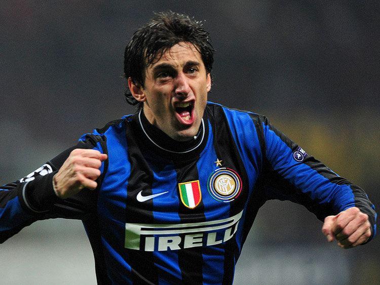 Diego Milito Inter Milan39s Diego Milito to return to Racing golazo