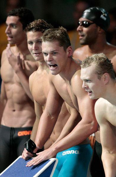 Dieter Dekoninck Emmanuel Vanluchene Photos Swimming 15th FINA World