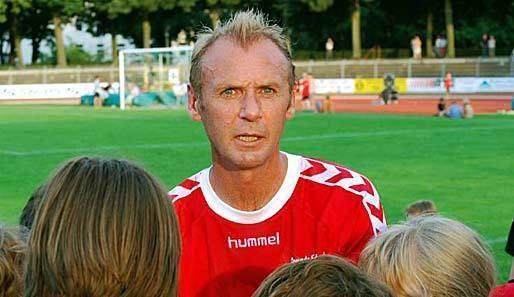 Dieter Eckstein Nach Herzstillstand ExProfi Dieter Eckstein aus Koma