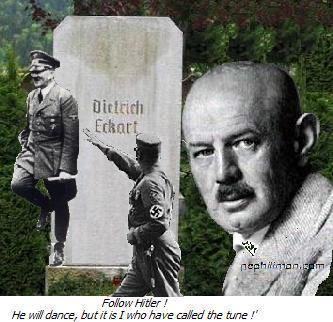 Dietrich Eckart Dietrich Eckart Hitlers Mentor