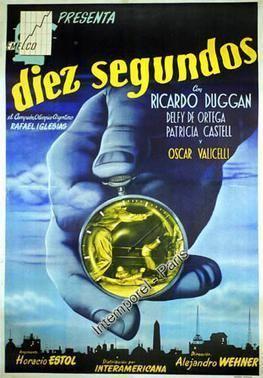 Diez segundos movie poster