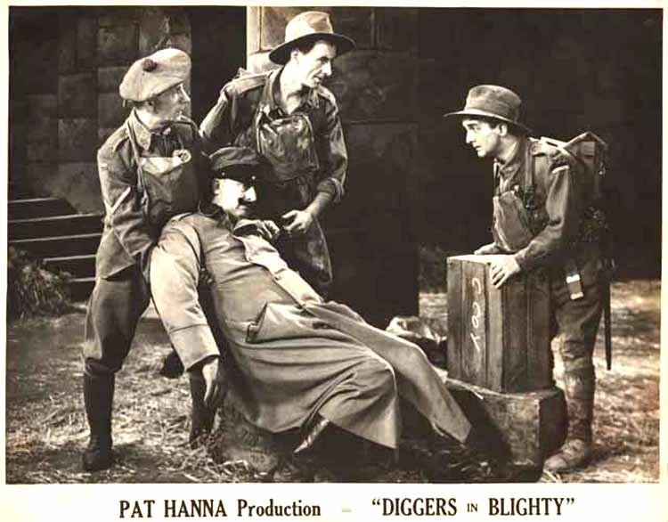 Diggers in Blighty Diggers in Blighty Review Photos Ozmovies
