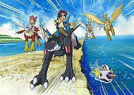 digimon adventure the movie wiki