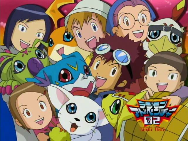 Digimon Adventure 02 Digimon Adventure 02 pictures photos posters and screenshots
