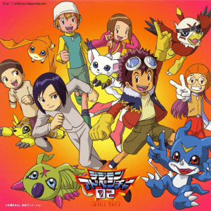 Digimon Adventure 02 Digimon Adventure 02 Original Soundtrack OST Download