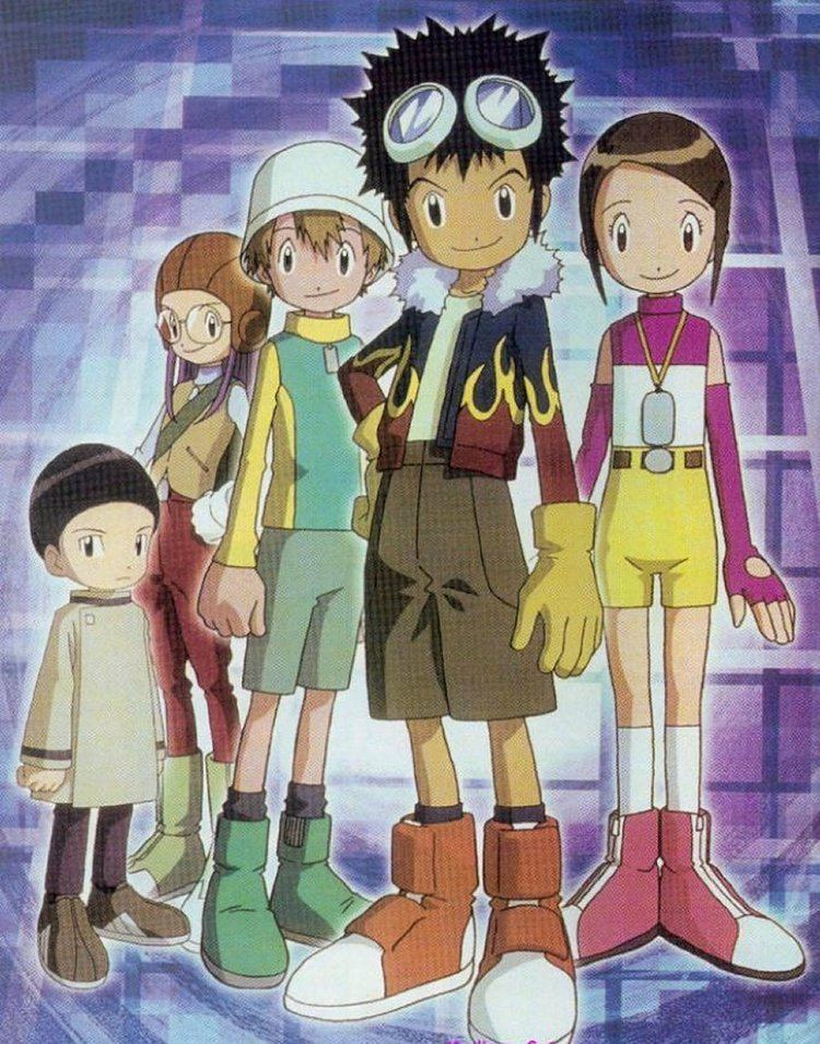 Digimon Adventure 02 A TagTeam Review of Digimon Adventure 02 Inferior Digi