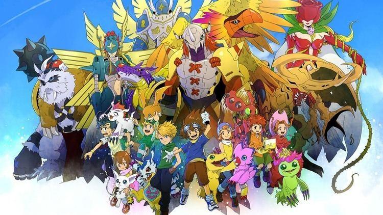 Digimon Adventure tri. New Digimon Adventure Tri Poster Original Cast Returning IGN