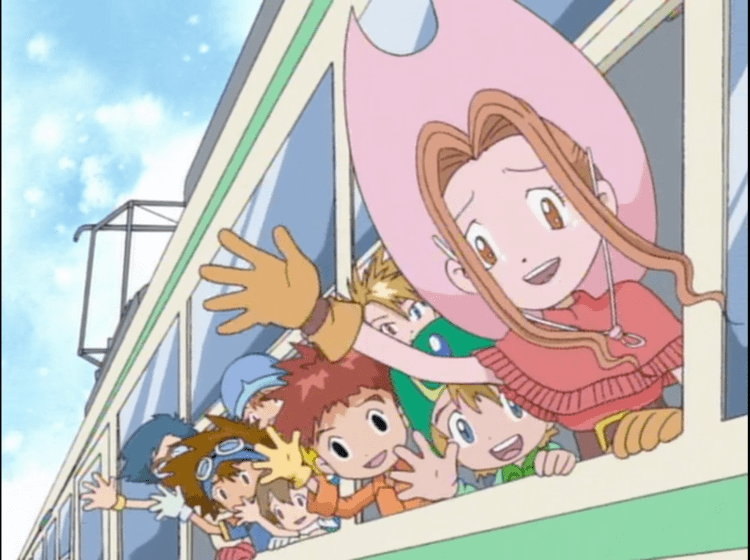 Digimon Adventure 02 movie scenes Thanks to Jeff Alex Peter and May who shared their favourite episodes of Digimon Adventure with us