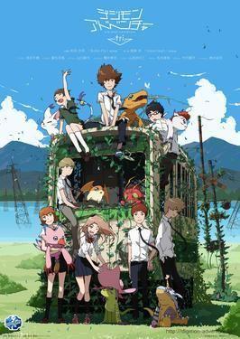 Digimon Adventure tri movie poster