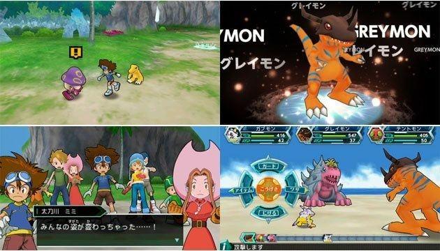 Digimon Adventure (video game) Digimon Adventure
