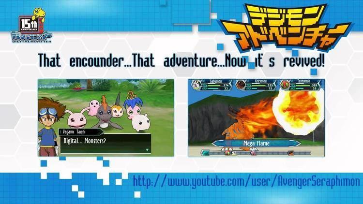 Digimon Adventure (video game) Digimon Adventure The Video Game new screenshots PSP YouTube