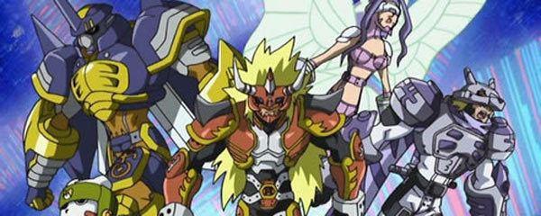 Digimon Frontier movie scenes Digimon Frontier