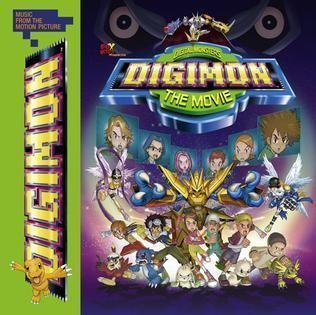 Digimon Frontier movie scenes Digimon the movie soundtrack jpg