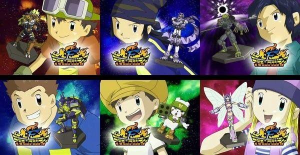 Digimon Frontier Henshin Anime Digimon Frontier The Tokusatsu Network