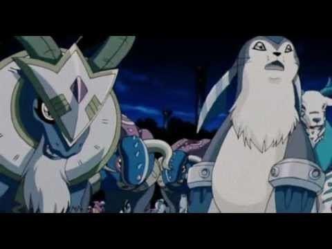 Digimon Frontier Island Of Lost Movie Scenes The 7