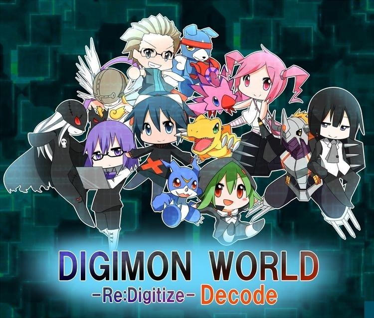 Digimon World Re:Digitize - Alchetron, the free social