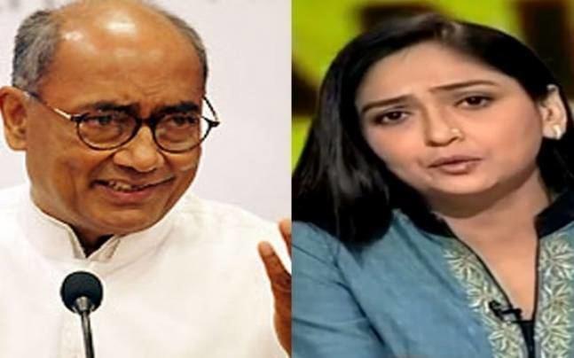 Digvijaya Singh Digvijaya Singh confirms marriage with journalist Amrita Rai
