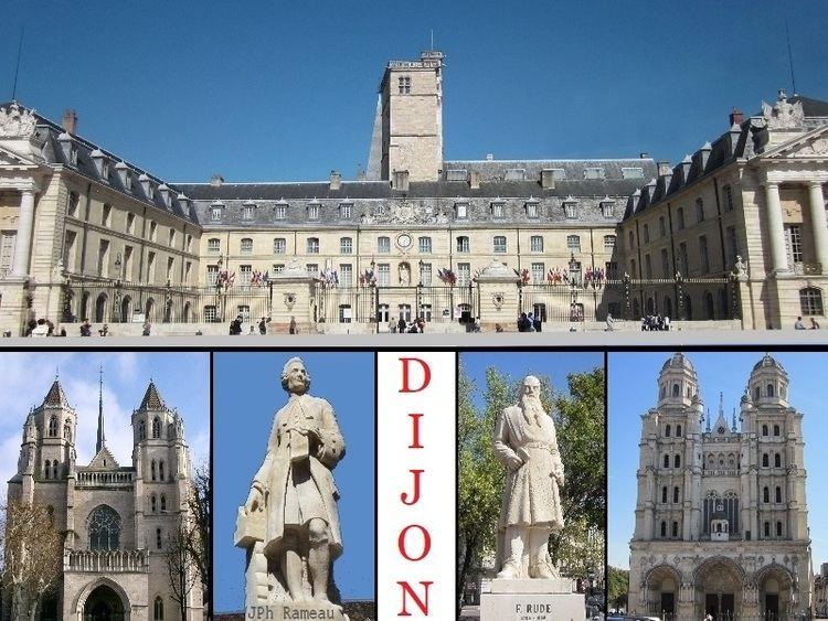 Dijon in the past, History of Dijon