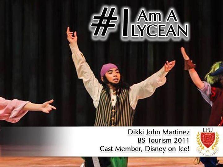 Dikki John Martinez LPU Manila OFFICIAL on Twitter I am Dikki John Martinez