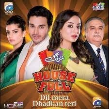 Dil Mera Dhadkan Teri movie poster