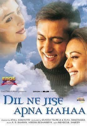 Dil Ne Jise Apna Kahaa Title Video Song Salman Khan Bhumika