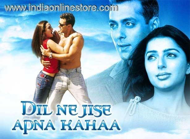 Dil Ne Jise Apna Kaha DVD
