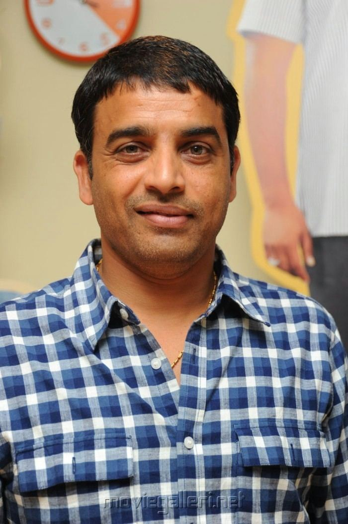 Dil Raju Picture 161467 Dil Raju at Dhoni Movie Press Meet Stills