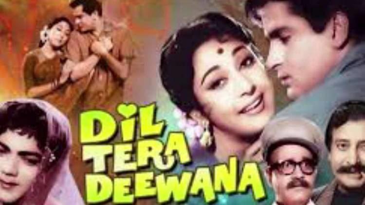 Dil Tera Diwana Cover Dil Tera Diwana 1962 YouTube