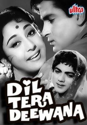 Dil Tera Deewana Hai Sanam Song in Colour YouTube