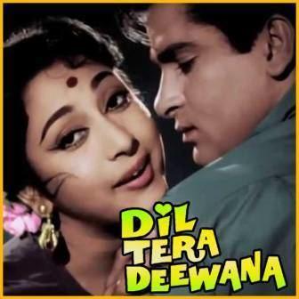 Dil Tera Deewana 1962 Hindi Movie Mp3 Song Free Download