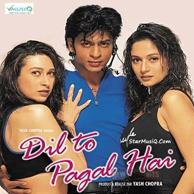 Dil To Pagal Hai Hindi Movie High Quality mp3 Songs Listen and