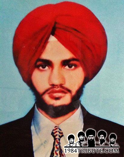 Dilawar Singh Babbar Shaheed Bhai Dilawar Singh