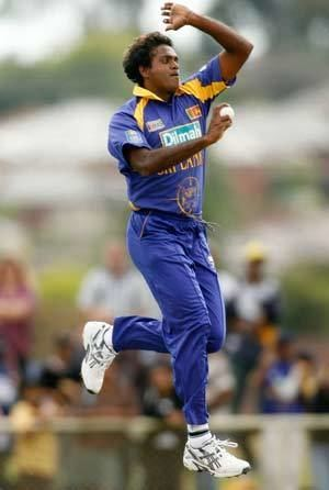 Dilhara Fernando One of Sri Lankas fastest bowlers whose career