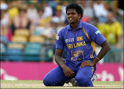 Dilhara Fernando (Cricketer) in the past