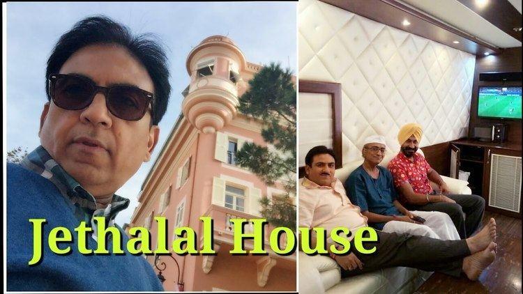 Dilip Joshi Jethalal Dilip Joshi House Taarak Mehta Kaa Ooltah Chashmah