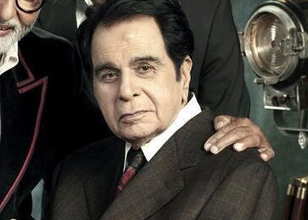 Dilip Kumar Dilip Kumar shifted out of ICU NDTV Movies
