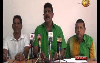 Dilip Wedaarachchi Dilip Wedaarachchi Archives Sri Lanka News Newsfirst Breaking