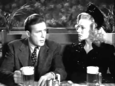 Dillinger (1945 film) Lawrence Tierney Dillinger 1945 The Bar Fight scene YouTube