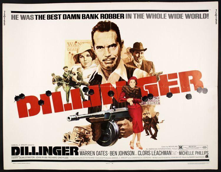Dillinger (1973 film) SERIAL KILLER CINEMA 9 Movies Based On John Dillinger CrimeFeed