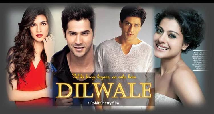 Watch Dilwale 2015 Full Online Free On watchmovieme