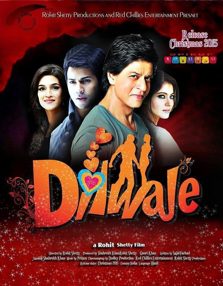 dilwale (2015 film) - alchetron, the free social encyclopedia