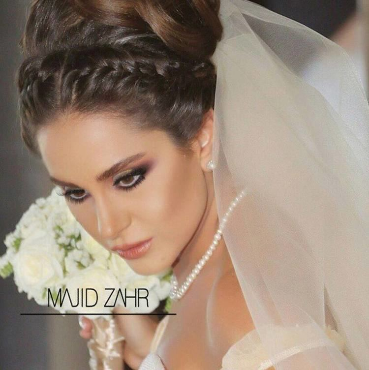 Dima Kandalaft Dima Kandalaft and Humam Al Jazaeri39s Wedding Arabia
